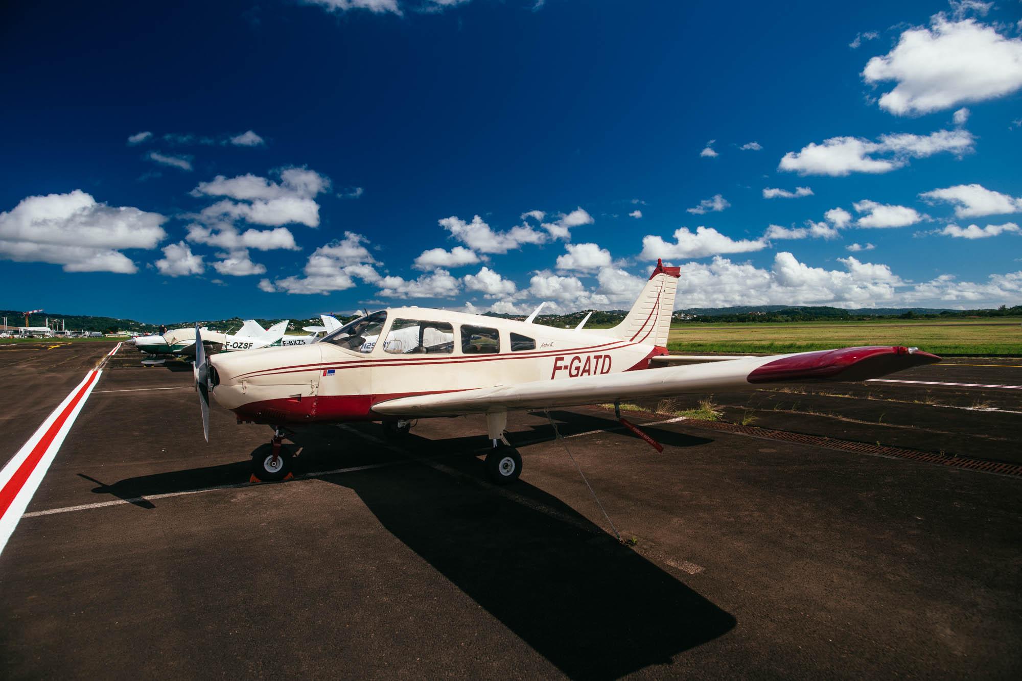 F-GATD PA-28