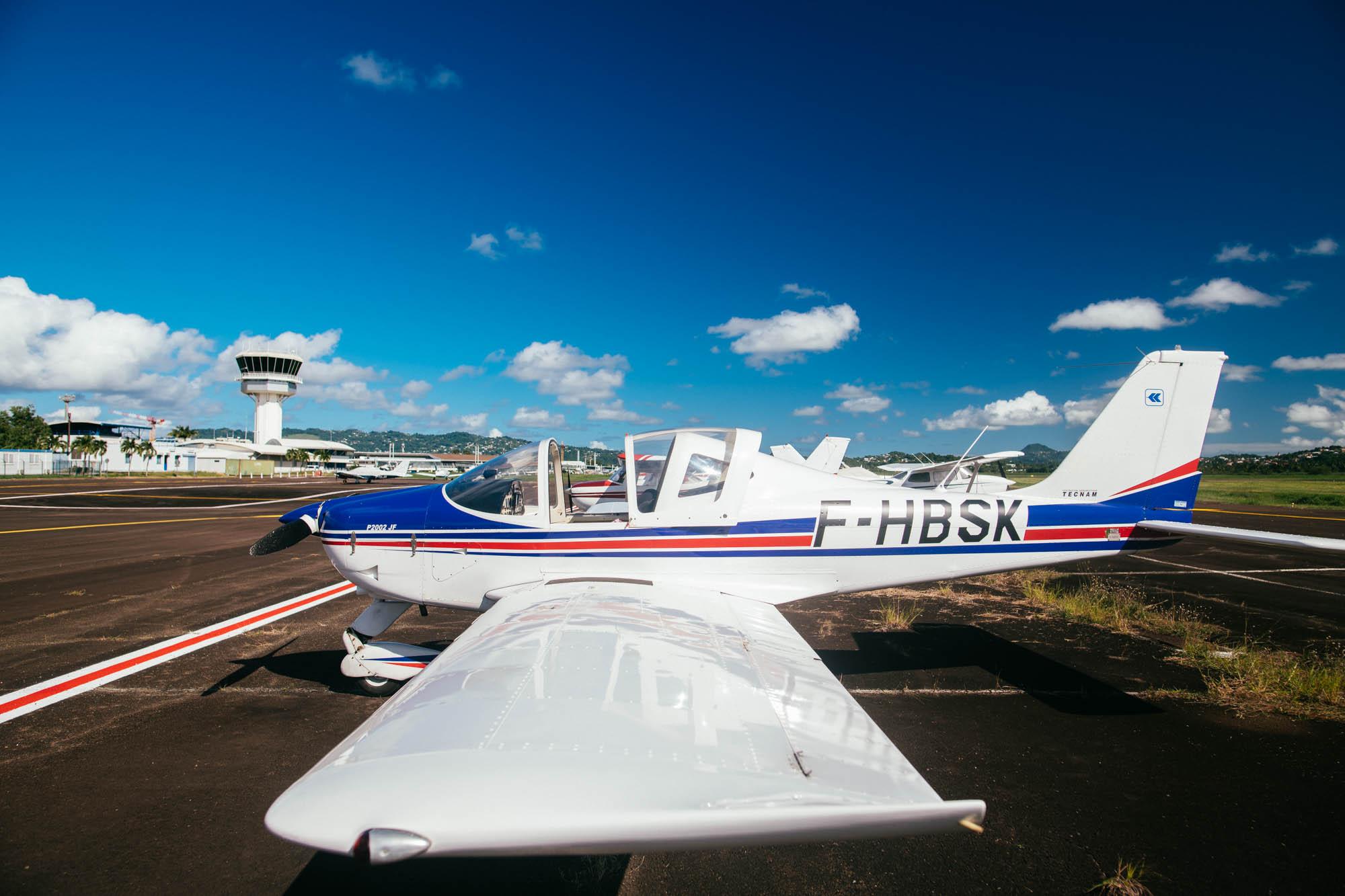 F-HBSK TECNAM P2002